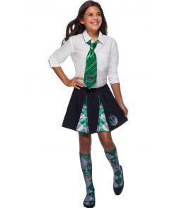 Slytherin nederdel størrelse 5-7 år.