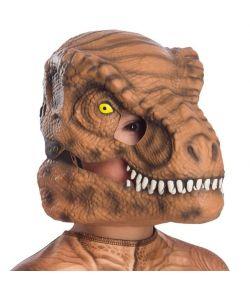 T-rex maske til børn.