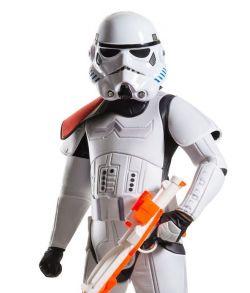 Stormtrooper kostume til drenge.