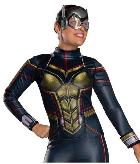 Ant-Man Wasp kostume til voksne.