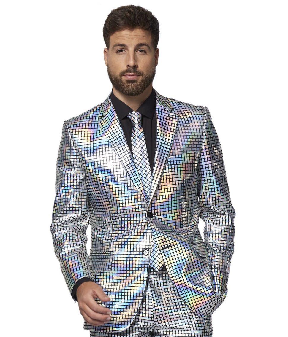 Diskokugle jakkesæt fra OppoSuits.
