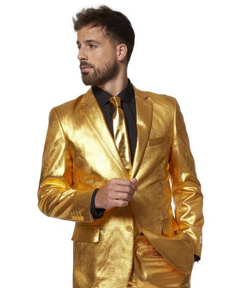 OppoSuits guld jakkesæt.