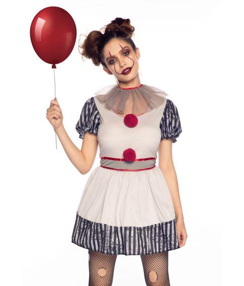 Pennywise kjole.