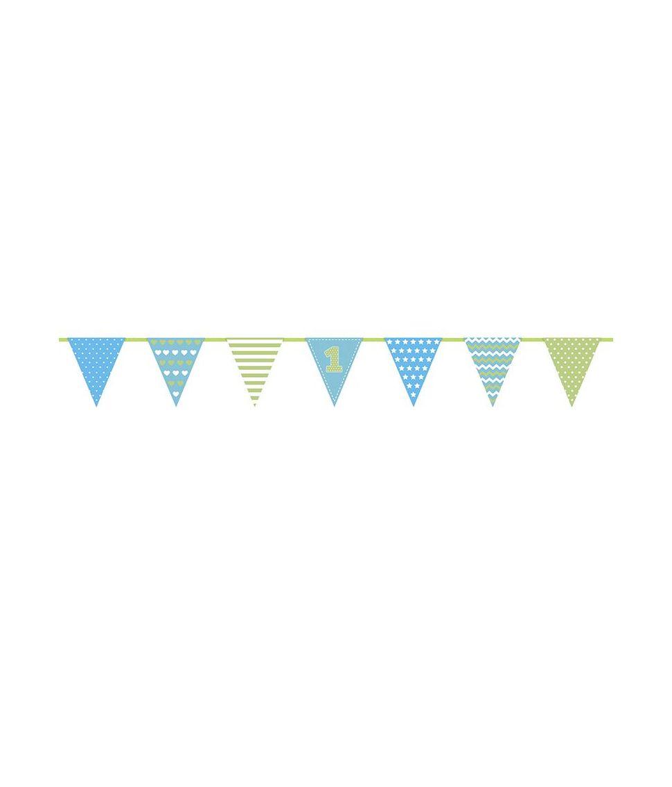 Første fødselsdag guirlande Dreng