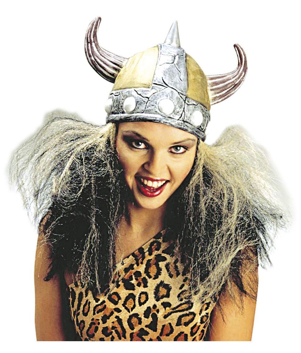 Vikinghjelm