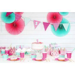 Første fødselsdag guirlande, pige