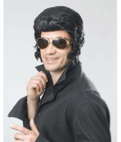 Elvis med bakkenbarter
