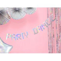 Banner 'Party Dance' perlemor