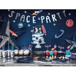 Space party kagepynt