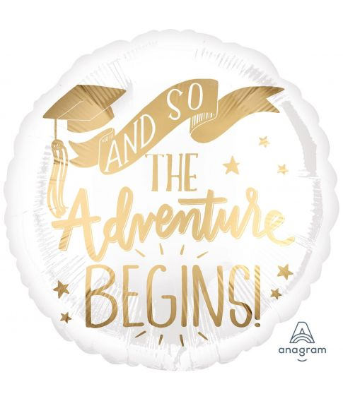 Folieballon Adventure begins