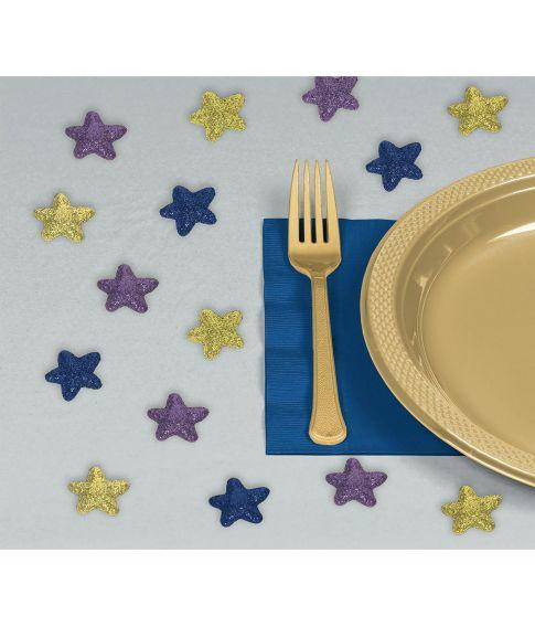 Eid stjernekonfetti 32 stk
