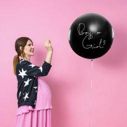 Boy or Girl ballon, pige.