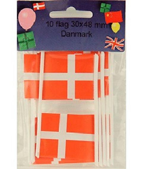 Danske kageflag