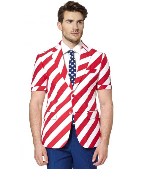 OppoSuit United Stripes, kort