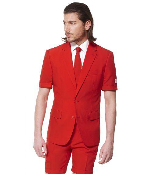 OppoSuit Red Devil, kort