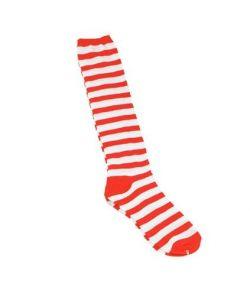 Stribet sokker