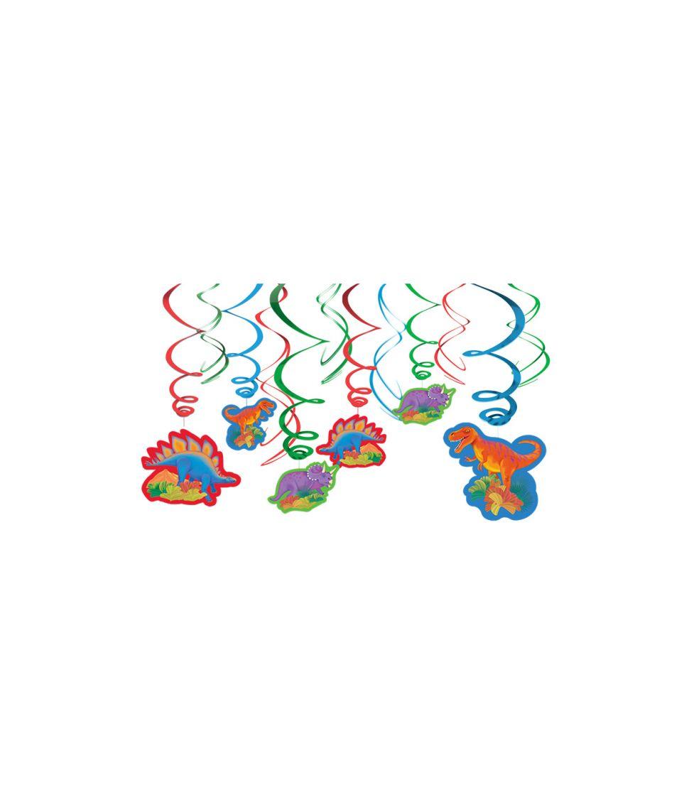 Dinosaur loftspiraler