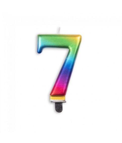 Tallys regnbue 7