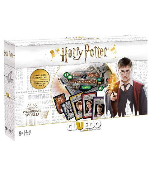Harry Potter Cluedo spil