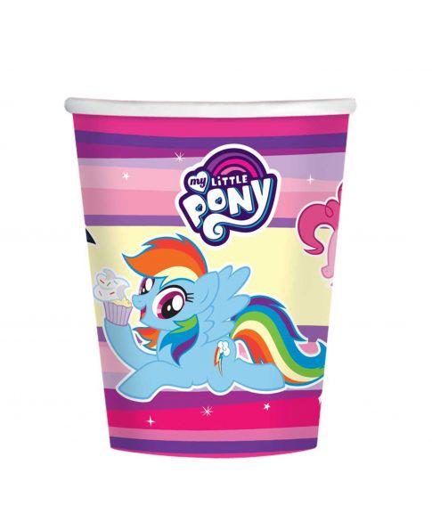 My little pony krus, 8 stk