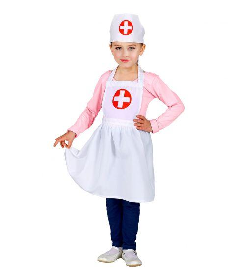 Smart sygeplejerske udklædning til børn.