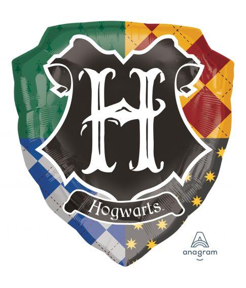 Stor Hogwarts figur folieballon til luft eller helium