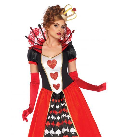 Deluxe Queen of Hearts kostume