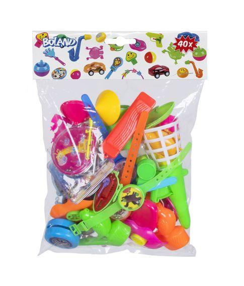 Stor legetøjs pose, til f.eks. gavepose eller fyld i pinata