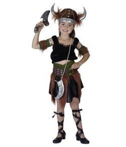 Vikinge kostume til børn