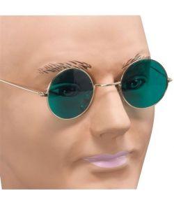 Lennon briller, grøn