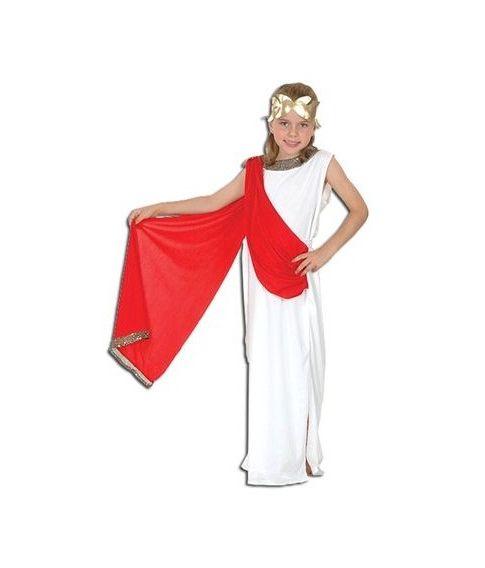 Romersk Gudinde kostume til børn