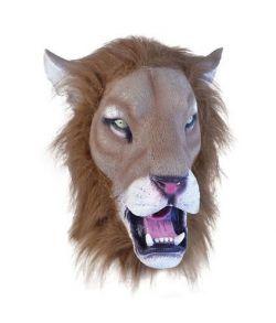 Løvemaske
