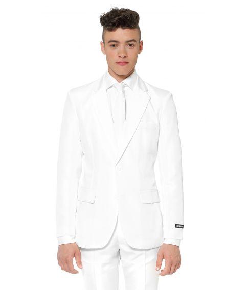 Suitmeister Hvidt jakkesæt