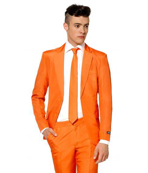 Suitmeister Orange jakkesæt
