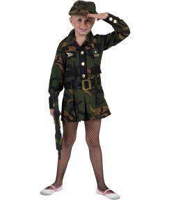 Soldat kostume til børn