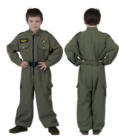 Pilotdragt til børn