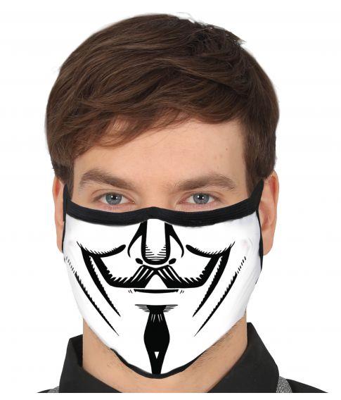 Anonymous mundbind 2 lag
