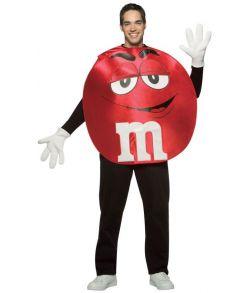 M&M's rød