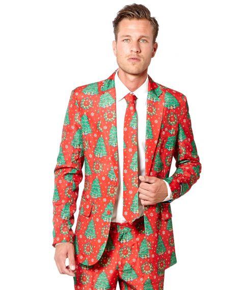 Suitmeister julejakkesæt Christmast Trees