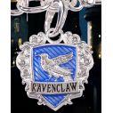 Flot sølvbelagt Ravenclaw armbånd med 3 vedhæng.