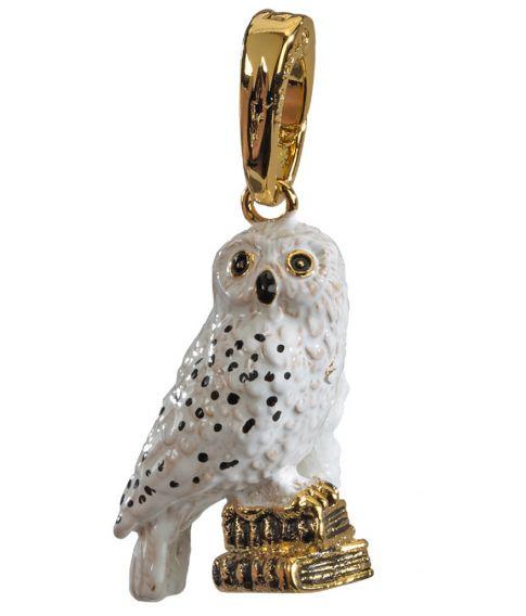 Flot Hedwig vedhæng til Lumos armbånd fra Noble Collection.