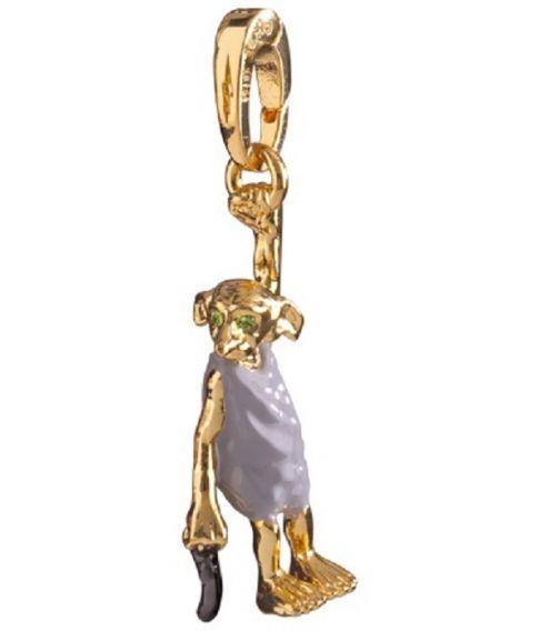 Flot Dobby vedhæng til Lumos armbånd fra Noble Collection.