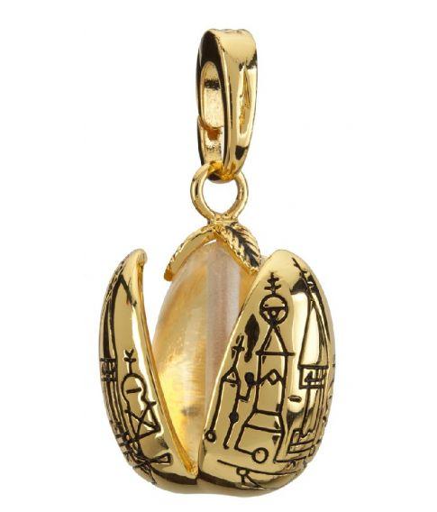 Flot Det gyldne æg vedhæng til Lumos armbånd.