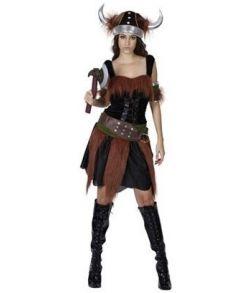 Viking kostume til voksne
