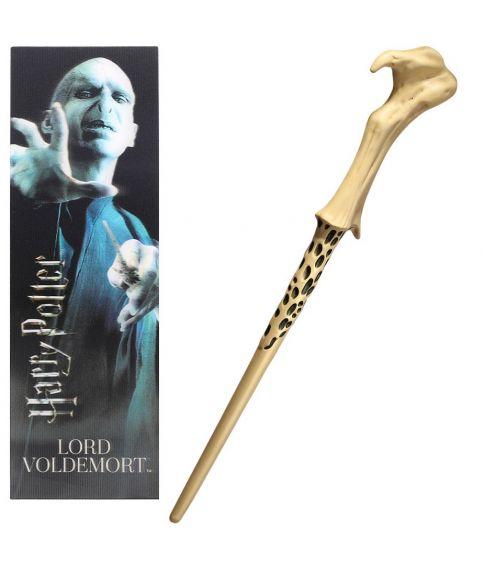 Voldemort tryllestav med bogmærke