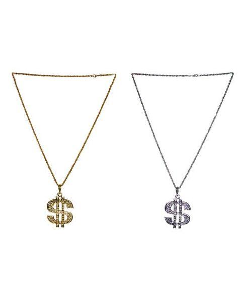 Dollar halskæde