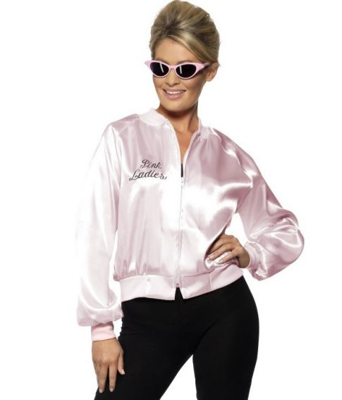Pink Ladies jakke.