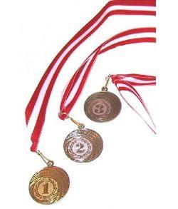 Medaljer, metal