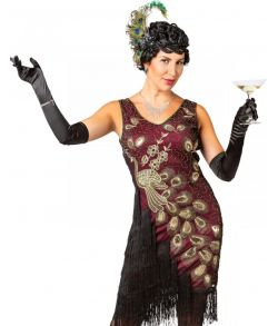 Find flotte Charleston kjoler og kostumer i mange farver