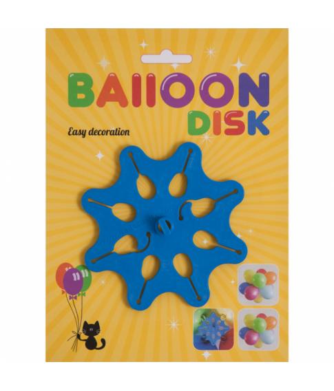 Ballon disk til ballon dekoration